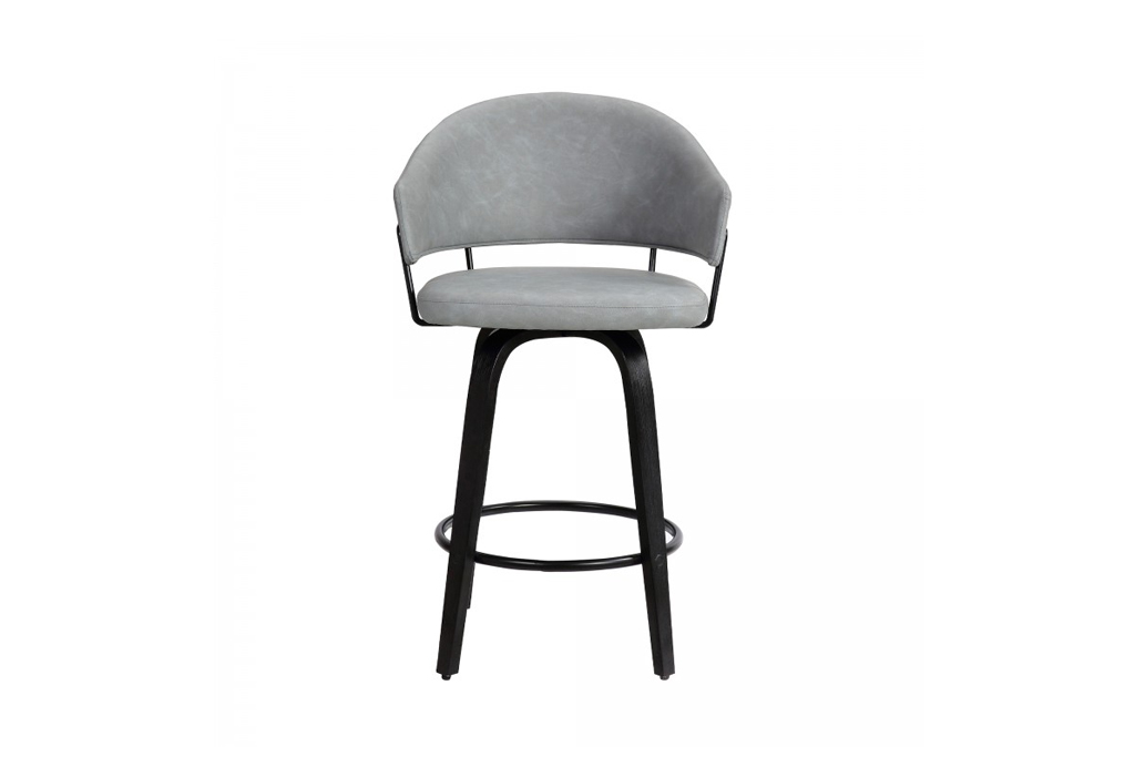 Doral Faux Leather Barstool